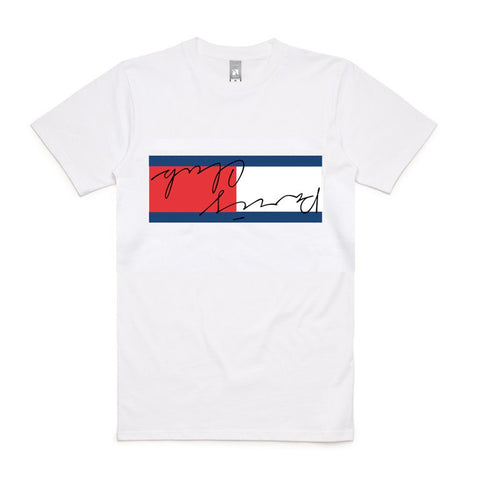 Tommy Club Signature T-Shirt - Buy Online