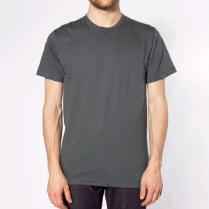Paris Club Plain Sora Tee - Charcoal - Buy Online