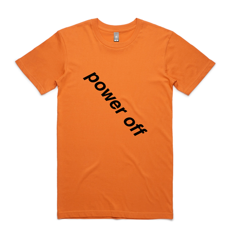 Power Off T-Shirt - Buy Online