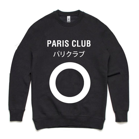 Paris Club Ring Sweater