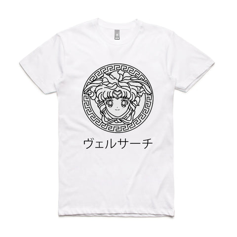 Versace-Moon Sailor Moon T-Shirt - Buy Online