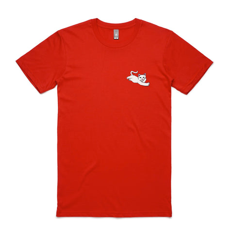 Le Rouge Chat Cat T-Shirt - Buy Online