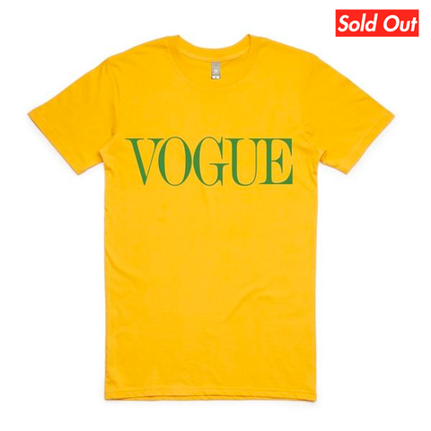 The Vogue Serif T-Shirt - Buy Online