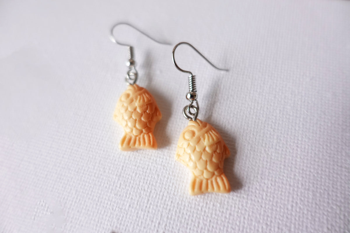 Taiyaki Earrings