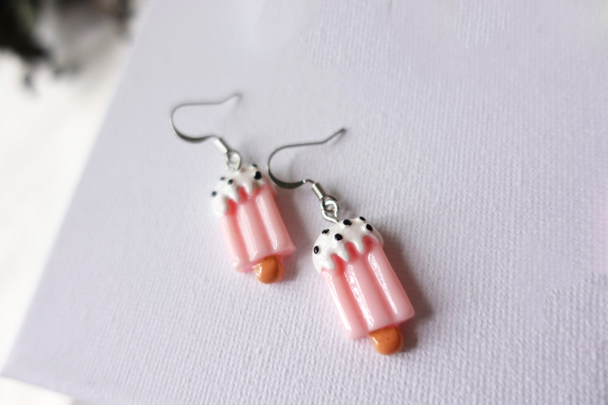 Popcycle  Earrings