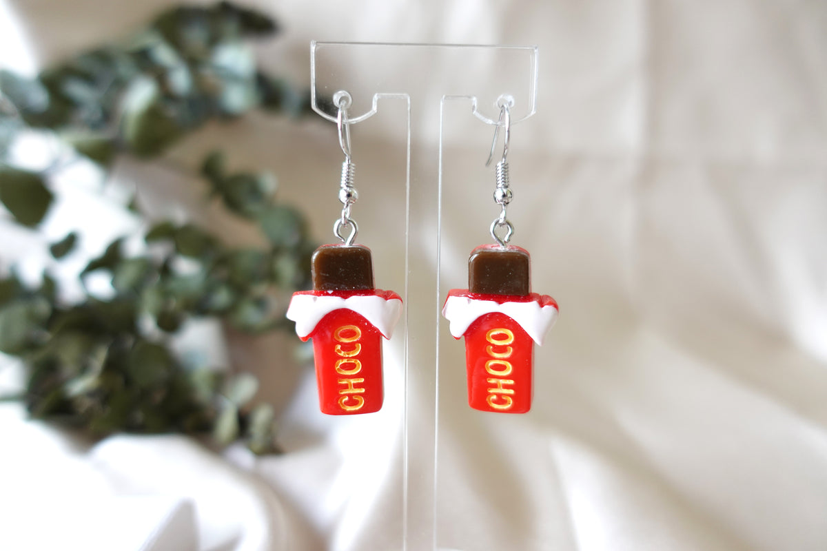 Choco Bar Earrings