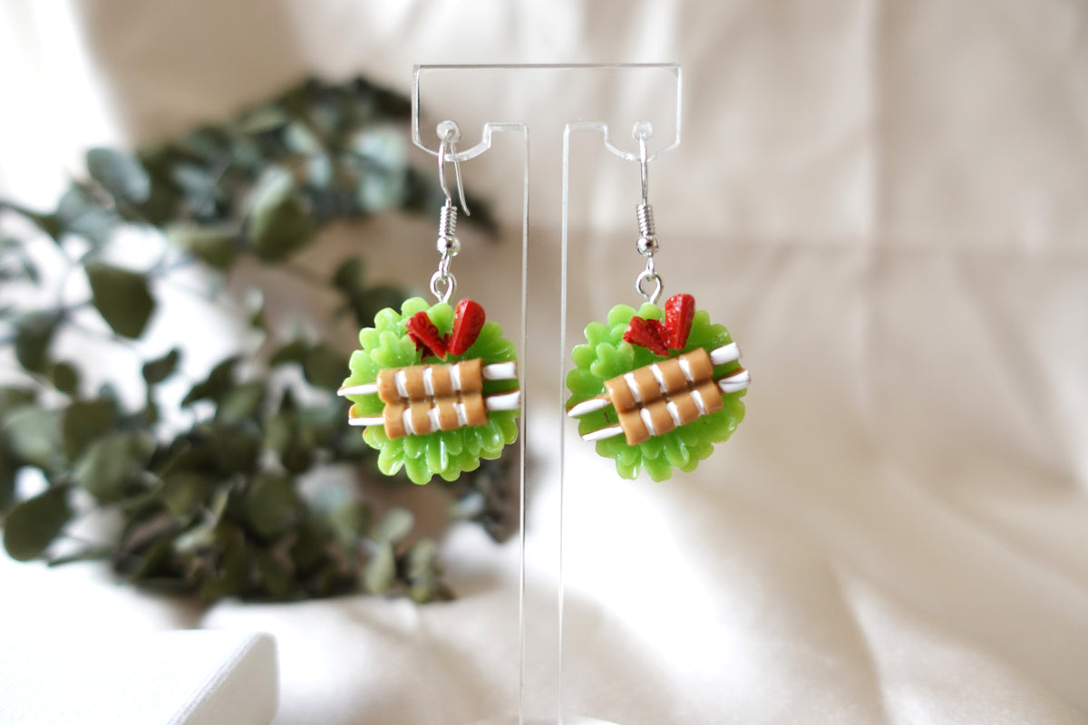 Satay Earrings