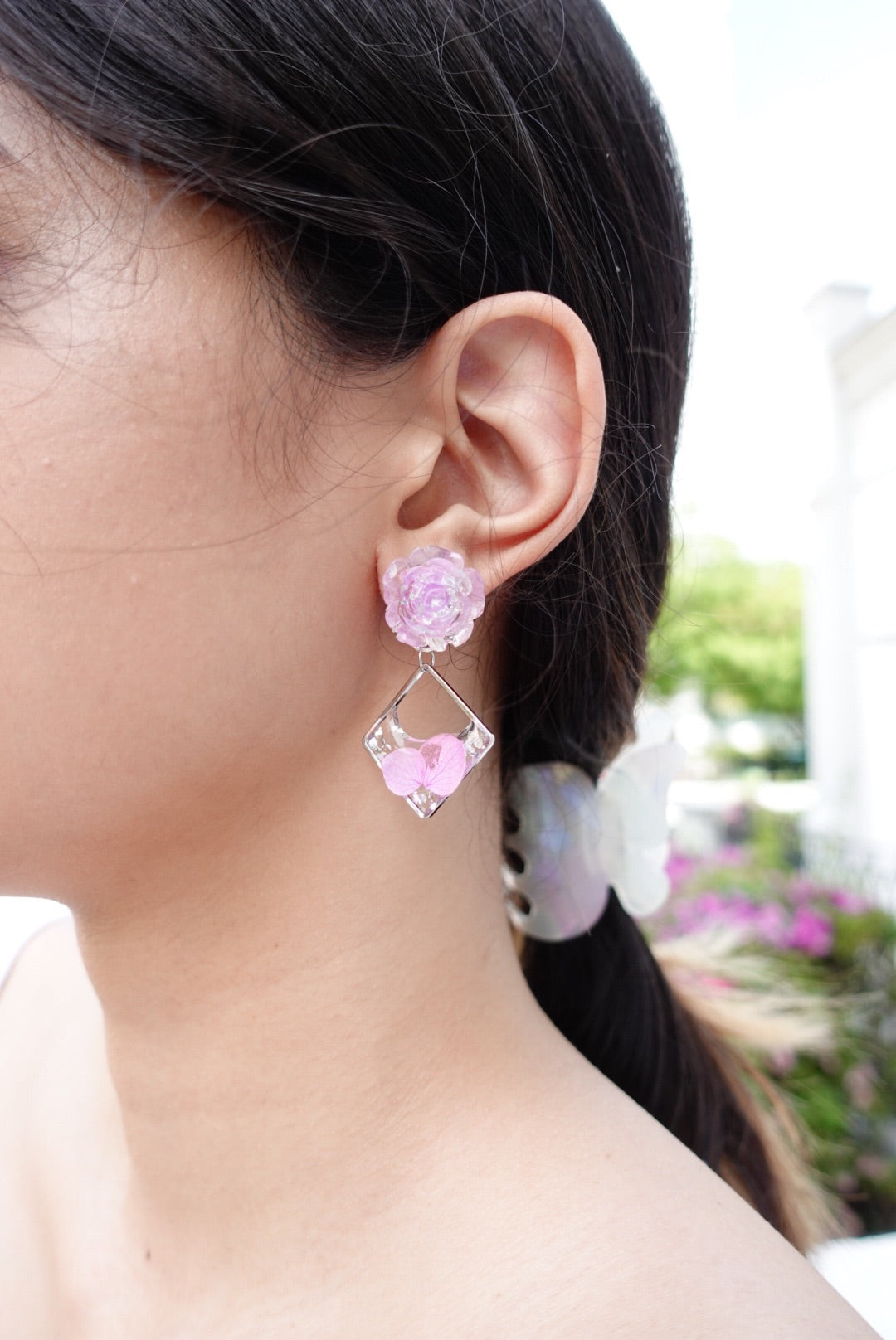 🌼Summer Collection🌼Avonlea Hydrangea Earrings