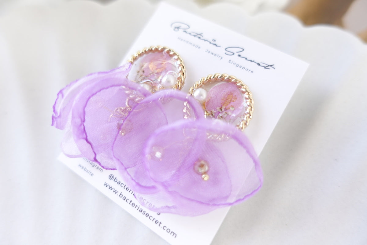 🌼Summer Collection🌼Axelle Flower Earrings