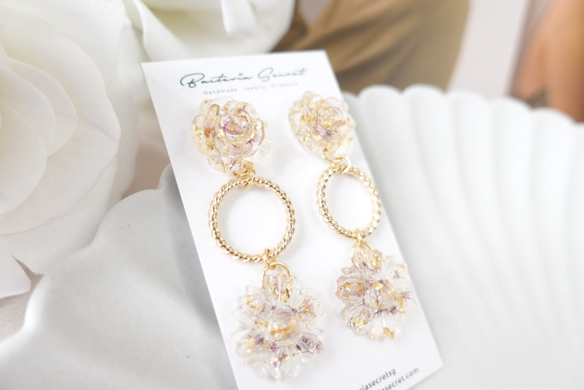 🌼Summer Collection🌼Aurelia Flower Earrings