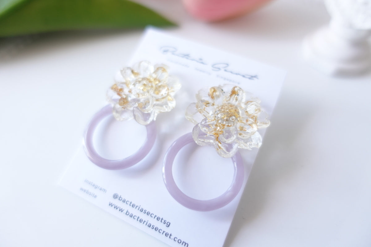 🌼Summer Collection🌼Avelyn Flower Earrings