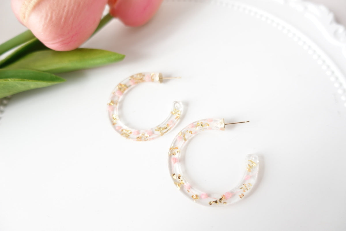 Ayida Loop Earrings