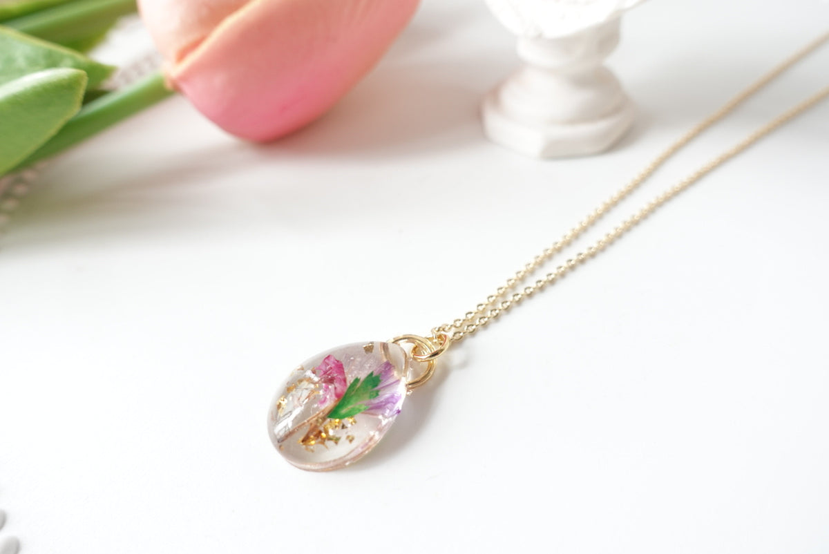 🌸Spring Collection🌸 Aquila Mixed Flower Necklace