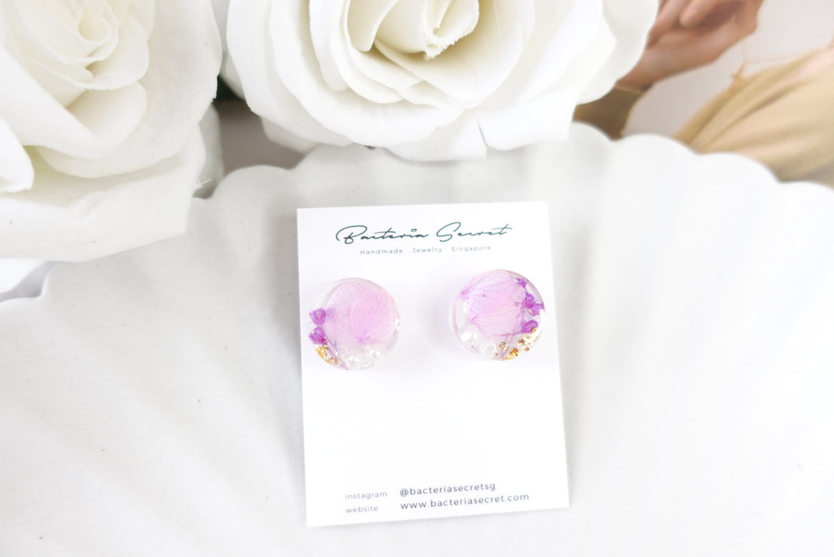 🌼Summer Collection🌼Awilda Hydrangea Studs