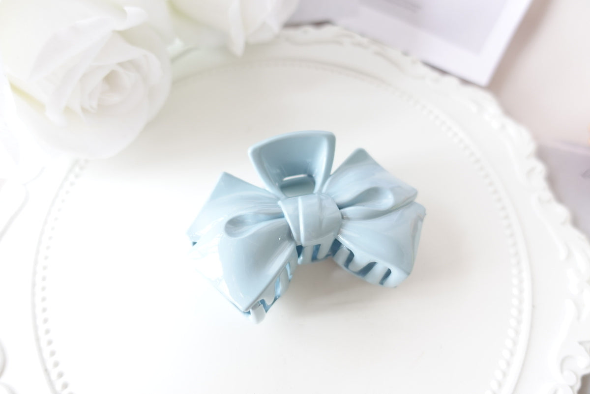 Ribbon Claw Clip