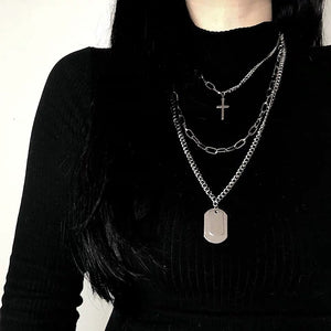LAYERED Necklace Sets