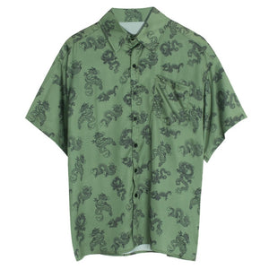 GREEN DRAGONS Top