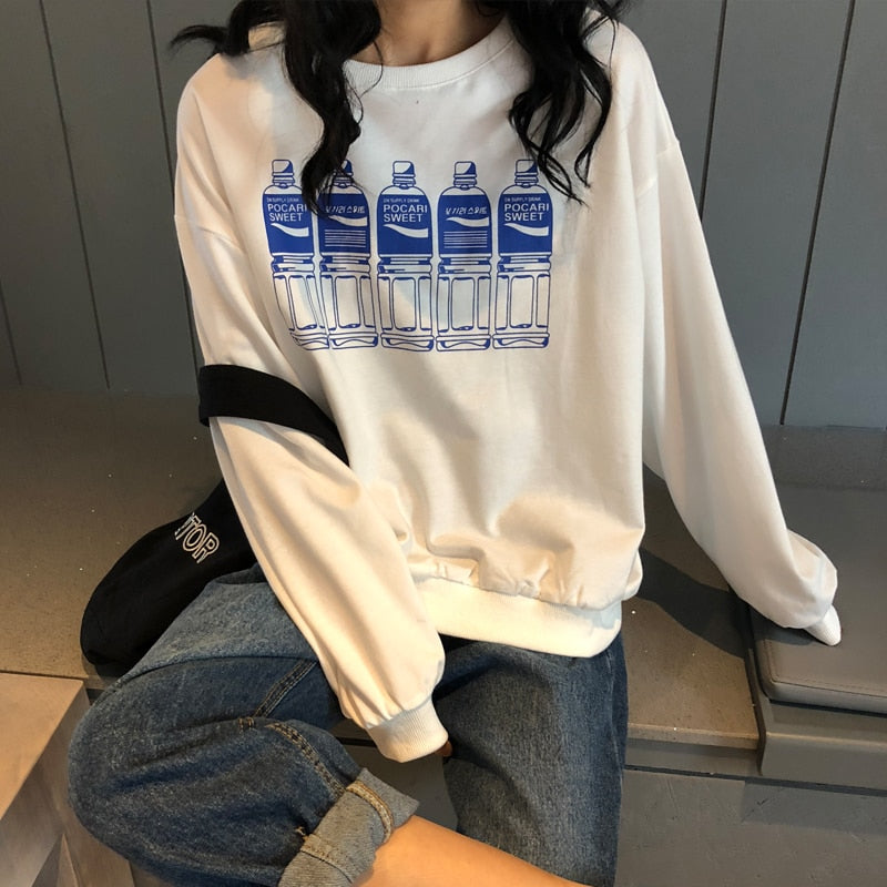 POCARI SWEAT Sweater