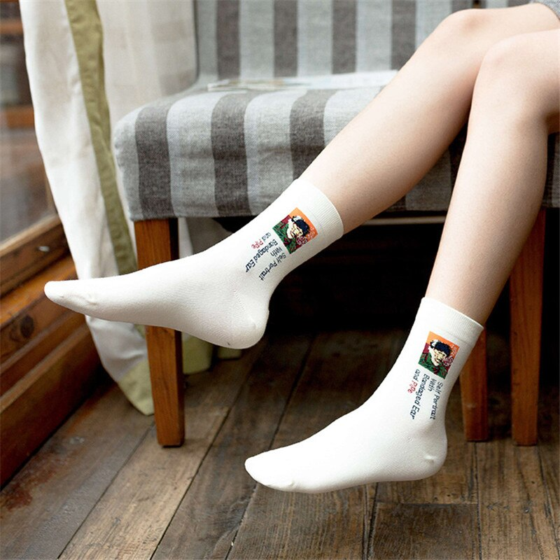 PORTRAIT Socks