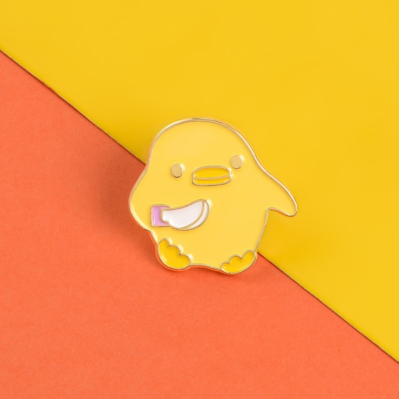 DUCKIE Pin