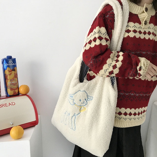 KAWAII WOOL Bag