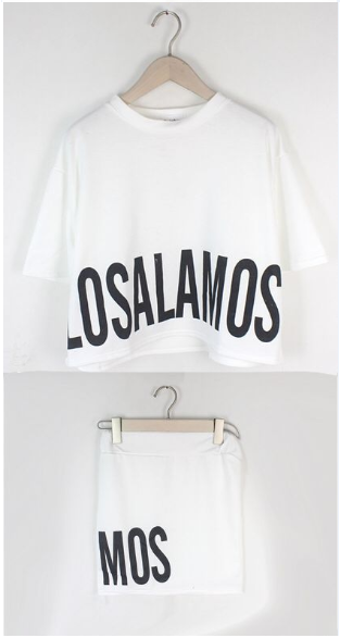 LOS ALAMOS Two Piece