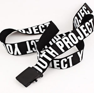 YOUTH PROJECT Belt