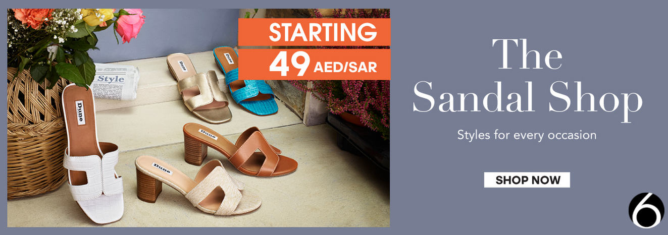 6th Street | KSA National Day Sale | Shylee shop