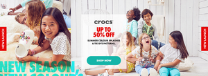 Sprii| Crocs up to 50% off | shyleeshop.com