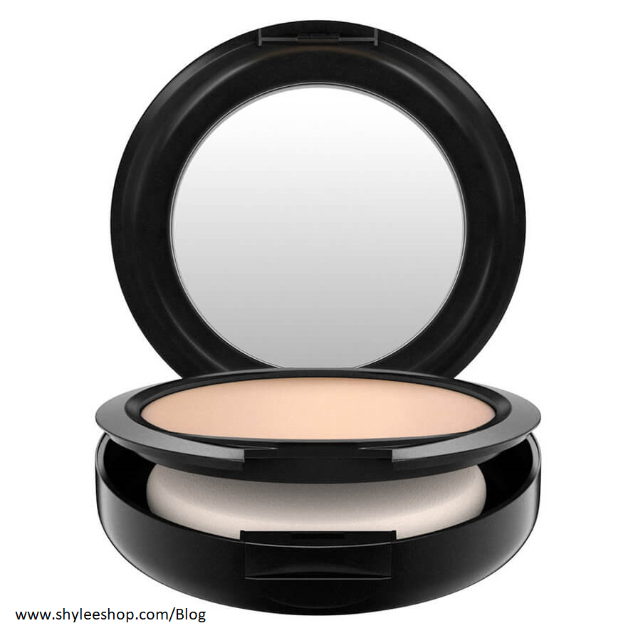 1. بودرة ماك MAC Studio Fix Powder Plus Foundation للوجه | shylee shop