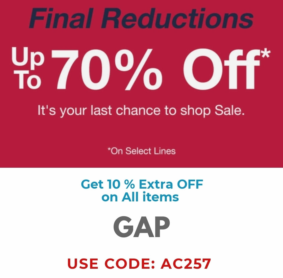 GAP Deals  | Shylee Shop