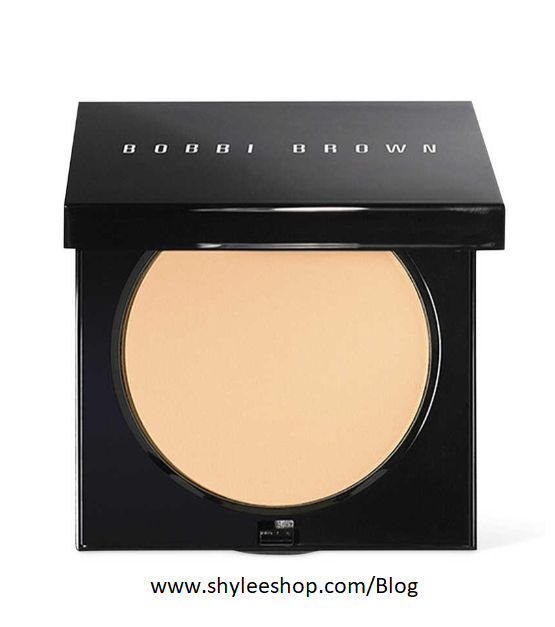 3. بودرة بوبي براون Sheer Finish Pressed Setting Powder للوجه | shylee shop