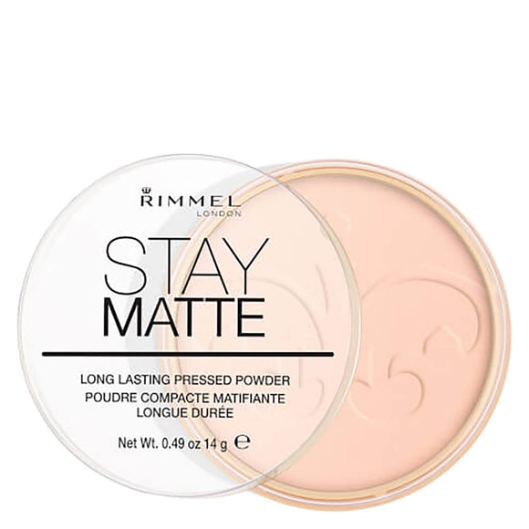 Lookfantastic | Rimmel Stay Matte Pressed Powder (Various Shades) - Shylee Online Shop