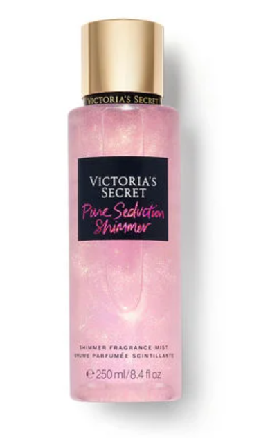Victoria's Secret | Pure Seduction Holiday Shimmer Fragrance Mist - Shylee Online Shop