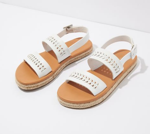 American Eagle Double Band Sandal - Shylee Online Shop