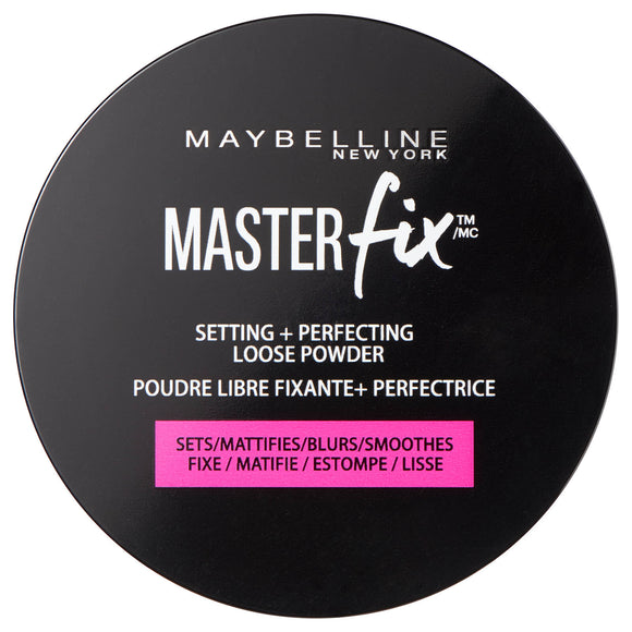 Lookfantastic | Maybelline Master Fix Loose Transparent Setting Powder 6g - Shylee Online Shop