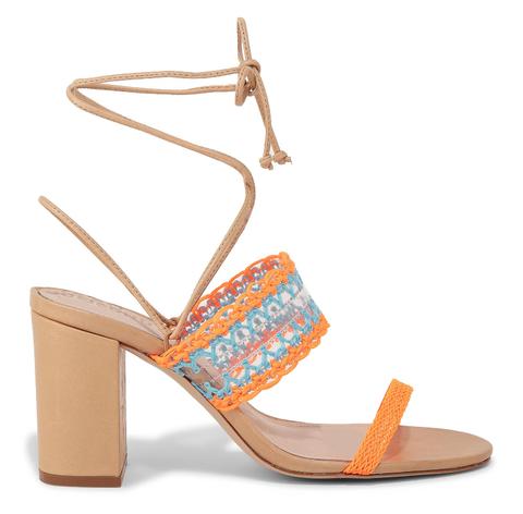 Level Shoes | schutz Tie sandals - Shylee Online Shop