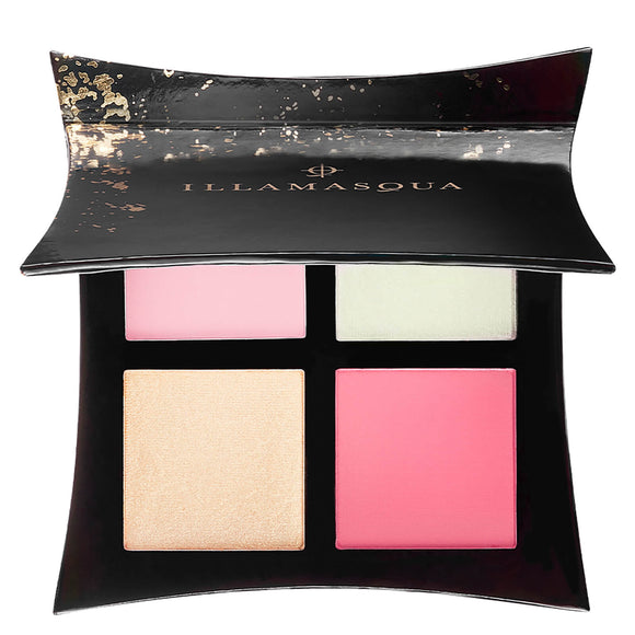 Lookfantastic | Illamasqua Beyond Face Palette - Light to Medium - Shylee Online Shop