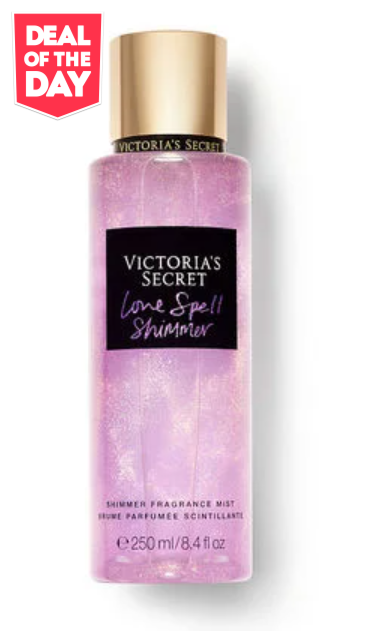 Victoria's Secret | Love Spell Holiday Shimmer Fragrance Mist - Shylee Online Shop