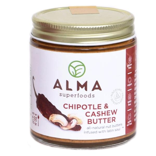 Chipotle Cashew Butter