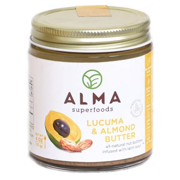 Lucuma & Almond Butter