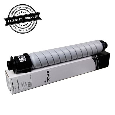 Ricoh compatible Black Toner with 33K chip - PrintInk Canada