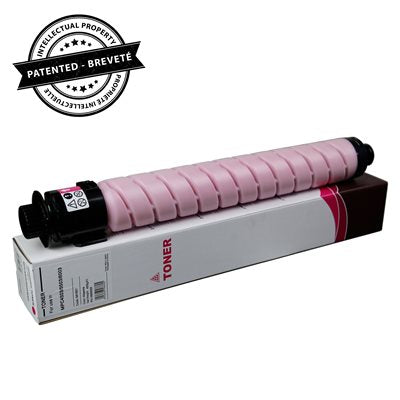 Ricoh compatible Magenta toner with 22.5K chip - PrintInk Canada