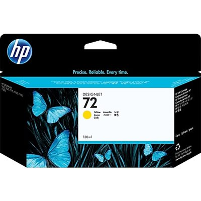 HP No. 72 C9373A Yellow OEM - PrintInk Canada