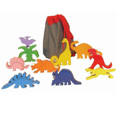 Dinosaur Play Set