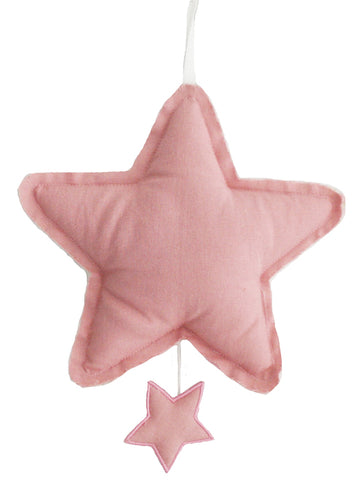 Star Musical - Blush Linen & Rose Garden