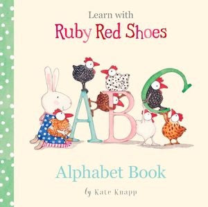 Ruby Red Shoes ABC Alphabet Book
