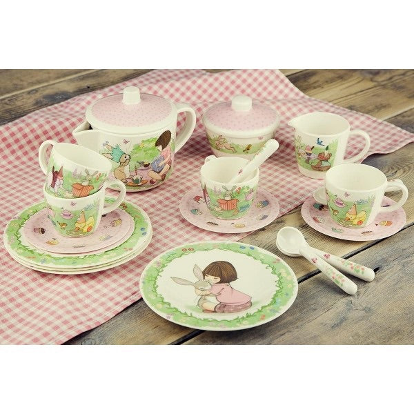 Belle & Boo Melamine Tea Set