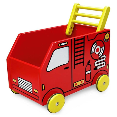 Walker rider fire engine