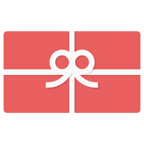 Gift Card $25 - $150
